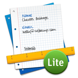 Web Form Builder Lite | CoffeeCup Software
